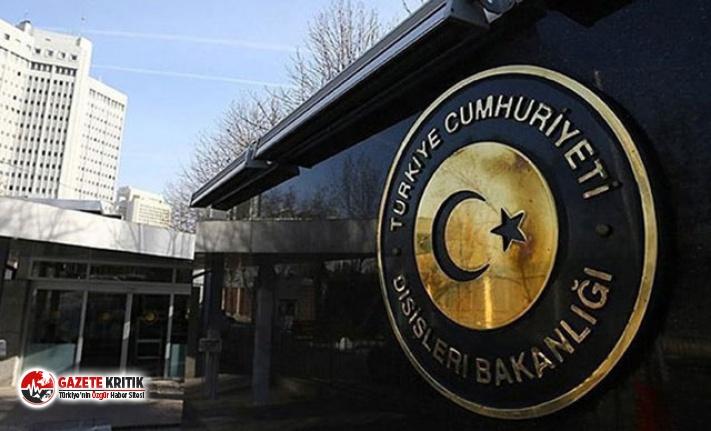 Dışişleri Bakanlığı'ndan, KKTC'nin işbirliği önerisine destek