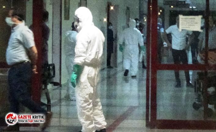 Diyarbakır'da kimyasal madde alarmı: Acil kapatıldı