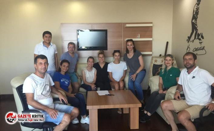 Edremit Belediyesi Altınolukspor'da transfer başladı