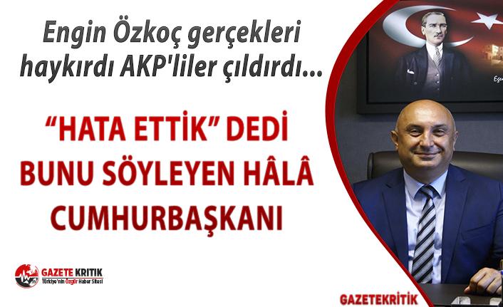 Engin Özkoç ,15 Temmuz'u hazırlayan süreci anlattı, AKP'liler çıldırdı