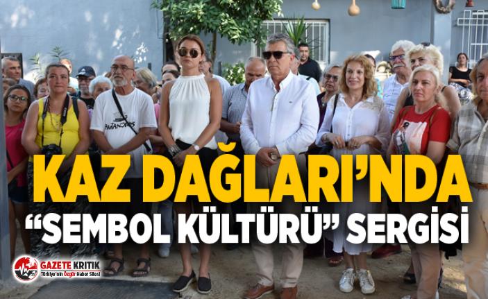 ESMA KUDAR'IN 2.KİŞİSEL SERGİSİ SANATSEVERLERLE BULUŞTU