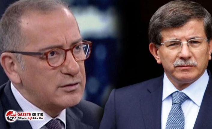 """Fatih Altaylı, """"Arınç ve Davutoğlu ile görüştü"""" iddialarına yanıt verdi"""