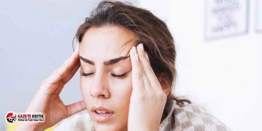 """""""İhmal edilen baş ağrısı beyin kanamasına neden olabilir"""""""