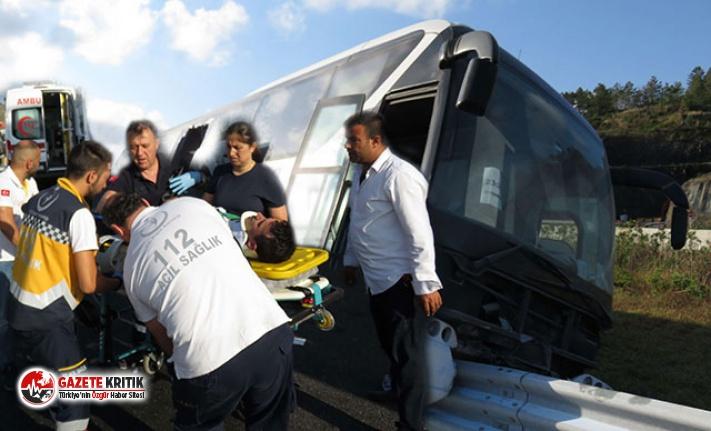 İstanbul'da feci kaza: Çok sayıda yaralı var