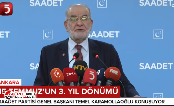 KARAMOLLAOĞLU'DAN ÖNEMLİ AÇIKLAMALAR!