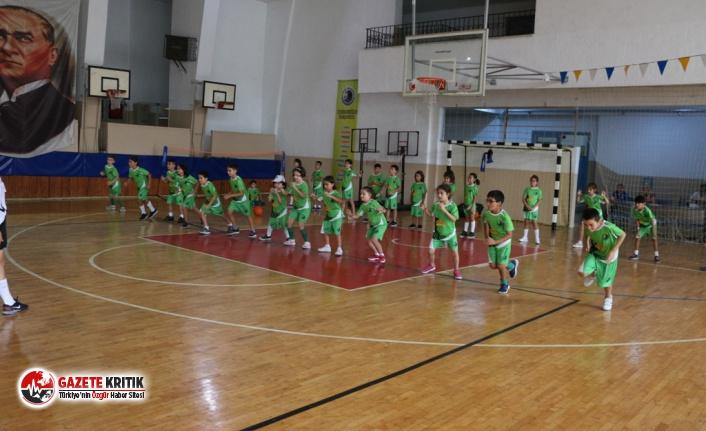 Kartal Belediyesi Yaz Spor Okulu, 2. Dönem Eğitimlerine Başladı
