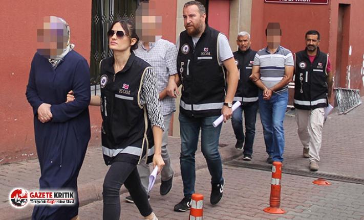 Kayseri merkezli 6 ilde FETÖ operasyonu: 27 gözaltı
