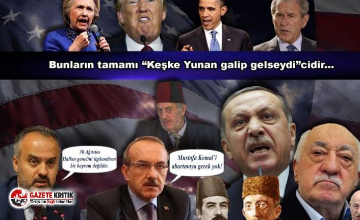 """""""KEŞKE YUNAN GALİP GELSEYDİ""""CİLER"""