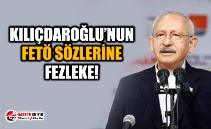 Kılıçdaroğlu'nun o sözlerine fezleke !
