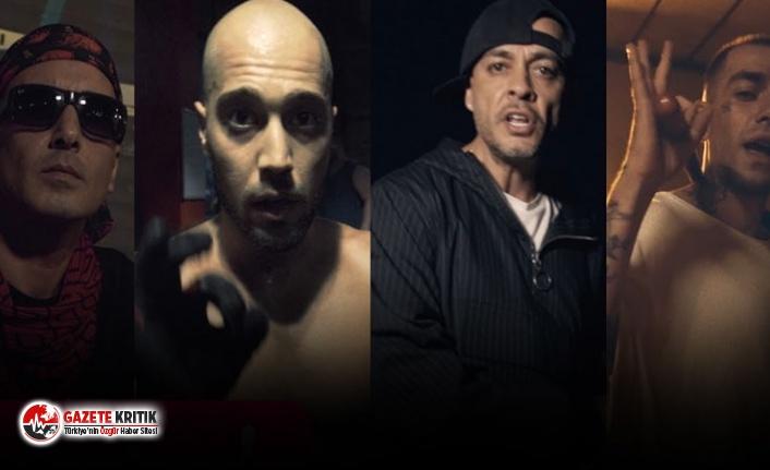 Killa Hakan'ın Fight Kulüp'ü, Youtube'da en çok dislike alan rap şarkısı oldu