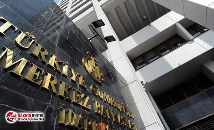 Merkez Bankası'nın 41 milyar TL'lik ihtiyat akçesinin 21 milyarı Hazine'ye aktarıldı