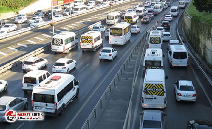 Motorlu Taşıtlar Vergisi 2.taksit ödemeleri için bugün son gün