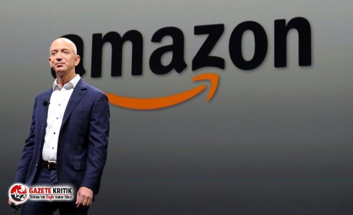 New York'ta 'Amazon' protestosu