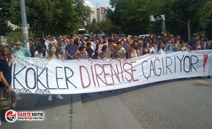 ODTÜ'de 'gözden geçirilecek' açıklamasına rağmen KYK yurdu için ruhsat başvurusu yapıldı