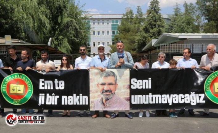 """Tahir Elçi İnsan Hakları Kürsüsü 184. haftada: """"Türkiye avukatlar ve gazeteciler için son derece tehlikeli"""""""
