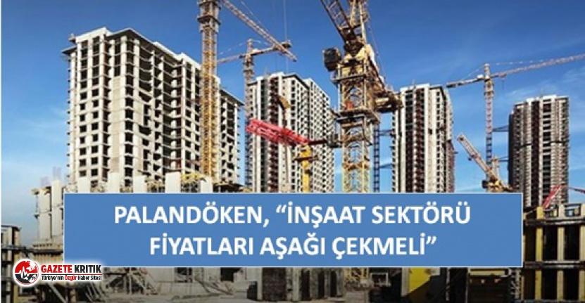 TESK: Asgari ücretin 2 bin lira olduğu bir ülkede 2 milyon liraya ev satmaya çalışmak çok normal değil