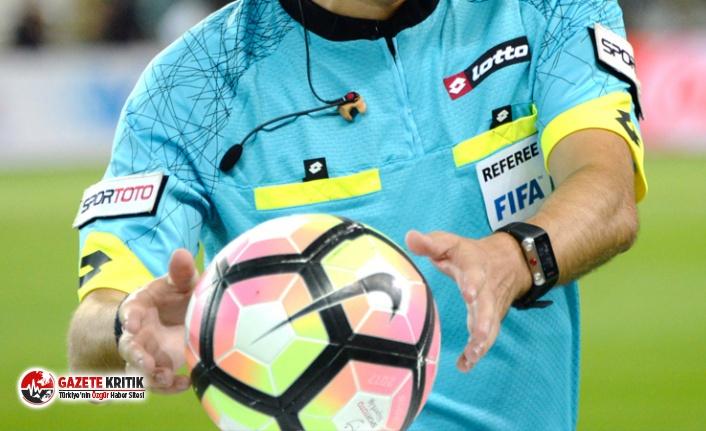 TFF bu sezon Süper Lig'de görev yapacak hakemleri açıkladı: Bülent Yıldırım ve Serkan Çınar listede yer bulamadı