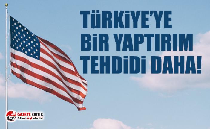 Trump'ın uçağındaki senatör: ''Türkiye'ye yaptırımlar olacak''