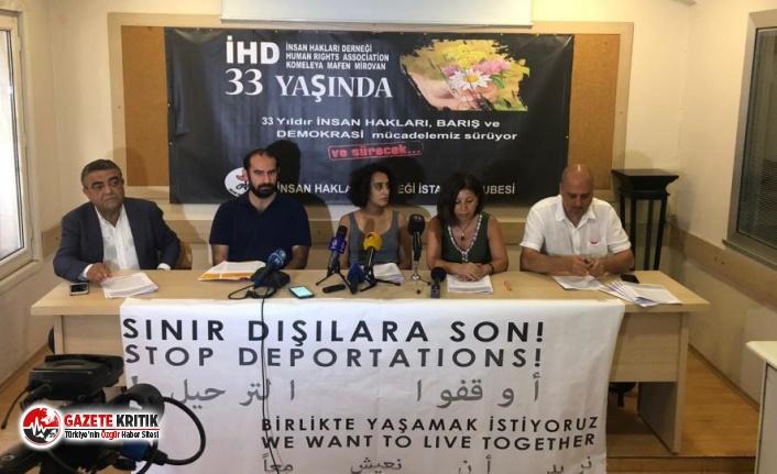 Birlikte Yaşamak İstiyoruz İnisiyatifi: İstanbul'da kayıtlı olan Suriyeliler bile sınır dışı edilmiş