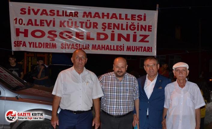 CHP'Lİ ZEYBEK:ALEVİ TOPLUMUNA YAPILAN BASKILAR SON BULSUN