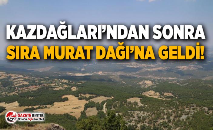 """DR. ALİ FAZIL KASAP: """"MURAT DAĞI ALTIN MADENİNE KURBAN EDİLİYOR!"""""""