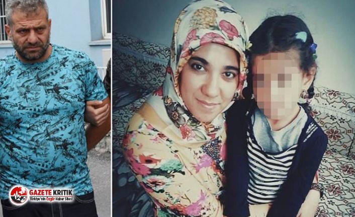 """Hakkında uzaklaştırma kararı aldıran eşini, çocuklarının gözü önünde öldürdü; """"Namus için pişman mı olunur"""" dedi!"""