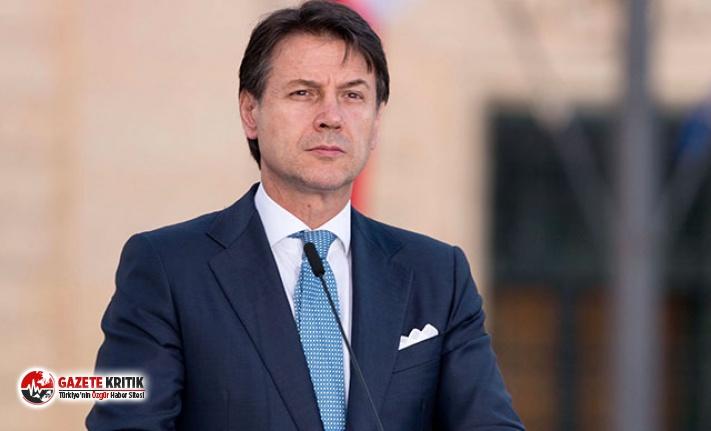İtalya Başbakanı Guiseppe Conte istifa edeceğini açıkladı
