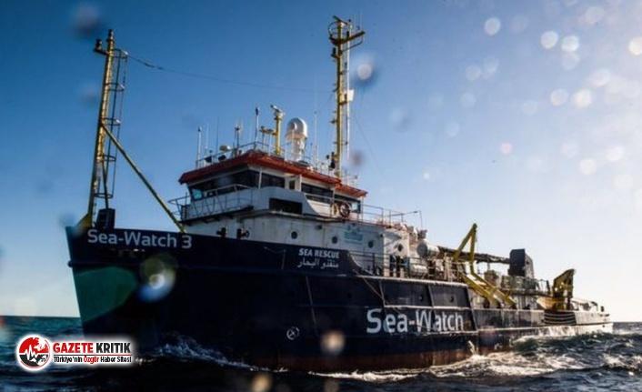 İtalya'ya göçmen taşıyan gemilere 1 milyon euro ceza öngören kararname yasalaştı