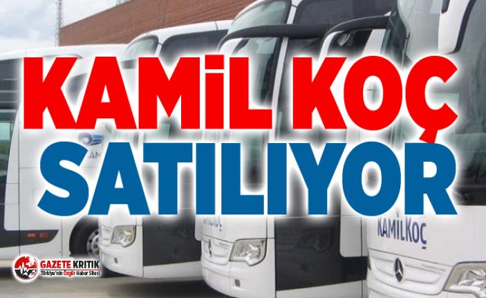 Kamil Koç satılıyor