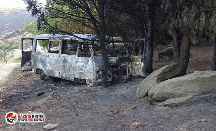 Marmara Adası'ndaki yangın faciasında 1 kişi gözaltında