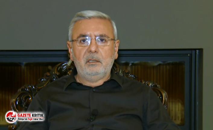 Metiner: AK Parti ömrünü tamamladı