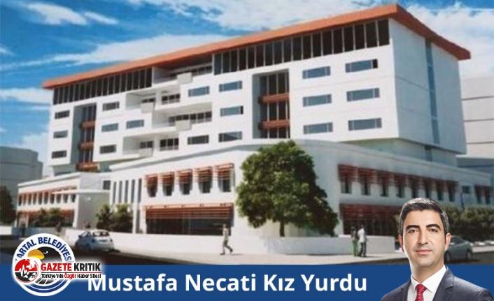 Mustafa Necati Etüt Merkezi ve Kız Yurdu açılış için gün sayıyor
