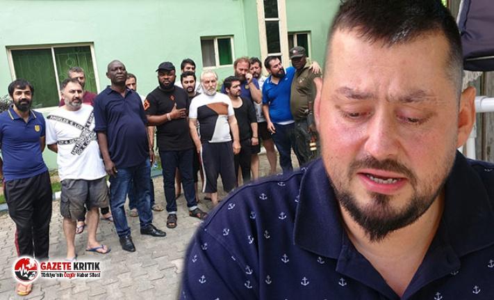 Nijerya'da kaçırılan gemicileri kurtaran avukat, korsanlarla pazarlık sürecini anlattı