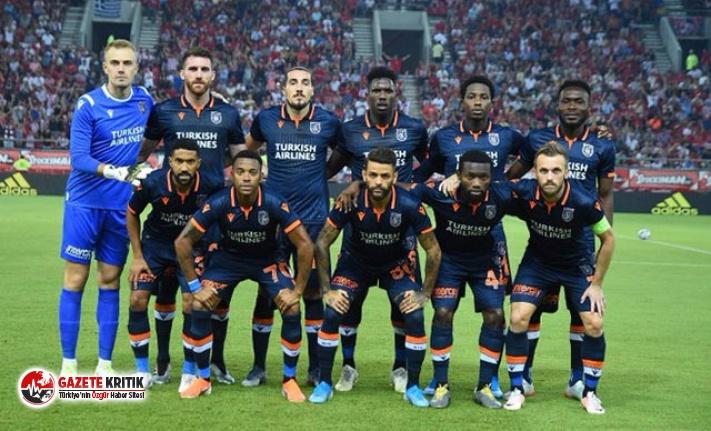Olympiakos - Medipol Başakşehir: 2-0