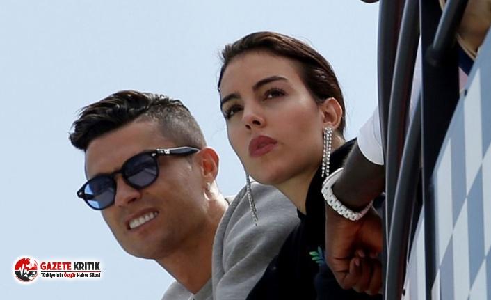 Ronaldo'nun kız arkadaşı ilişkilerinin bilinmeyen yönlerini anlattı: Her daim iç çamaşırlarımla uyurum