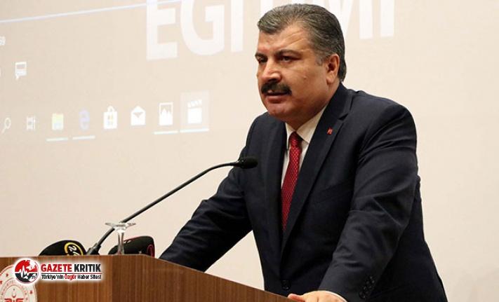 Sağlık Bakanı Koca: Sağlık çalışanına şiddet uygulayanlar savcılığa sevk edilecek