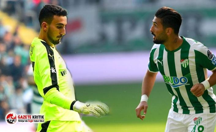 Umut Meraş ve Muhammed Şengezer Beşiktaş'ta
