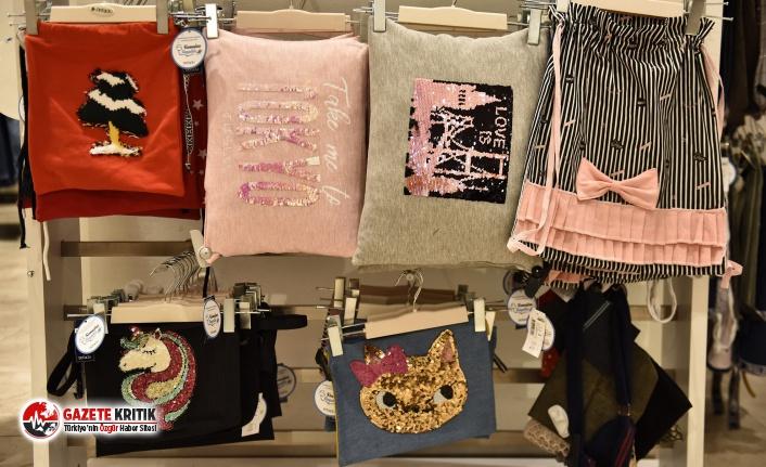 Üretim fazlası kumaşlar kanserli çocuklar için gelir olacak
