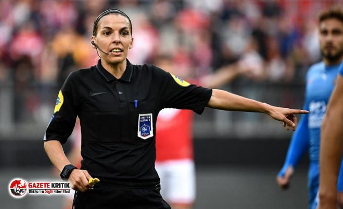 Vodafone Arena'da oynanacak UEFA Süper Kupa Finali'ne kadın hakem