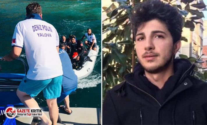 Yalova'dan acı haber geldi! Enes'in 6 gün sonra cesedi bulundu