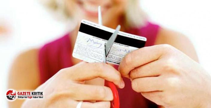 3 milyon 451 bin kişi kredi kartı borcu nedeniyle icralık!