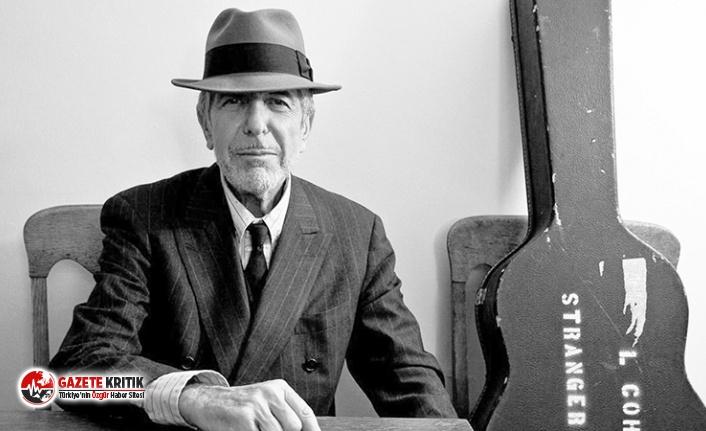 3 yıl önce hayatını kaybeden Leonard Cohen'in daha önce hiç duyulmamış eserleri albümleştirildi
