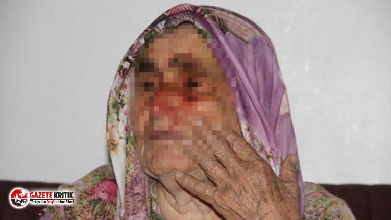 80 yaşındaki kadına tecavüz girişimi