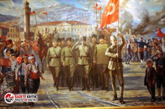 9 EYLÜL 1922; EMPERYALİSTLER GELDİKLERİ GİBİ GÖNDERİLDİLER!