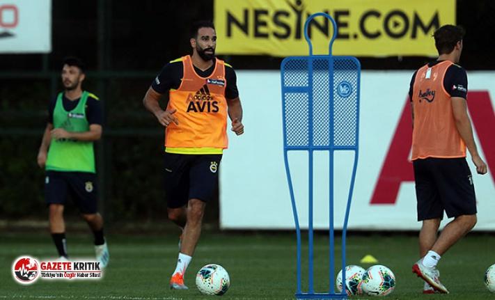 Adil Rami: Fenerbahçe ile şampiyonluk yaşamak istiyorum