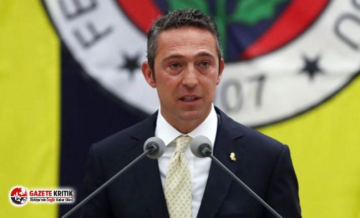Ali Koç: Türk futbolu son yıllardır algı operasyonları üzerinden şekillendirilmeye çalışılıyor