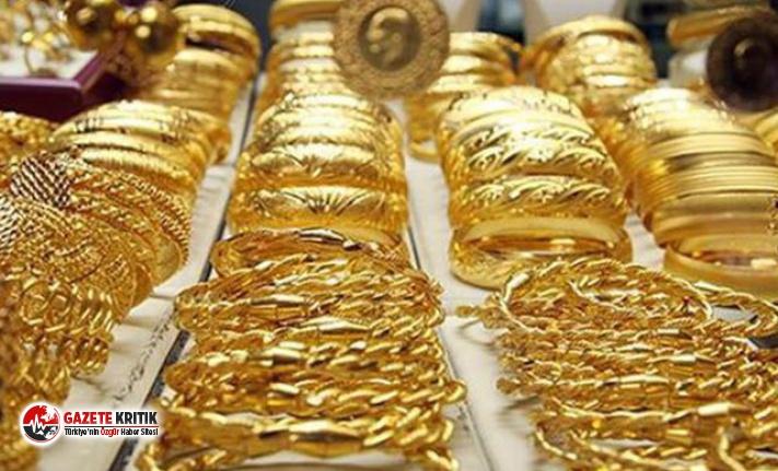 Altın fiyatları bir ayın en düşük düzeyine geriledi
