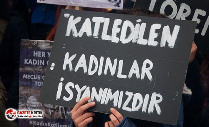 Ankara'da bir kadın evli olduğu kişi tarafından çocuğunun gözü önünde bıçaklanarak öldürüldü