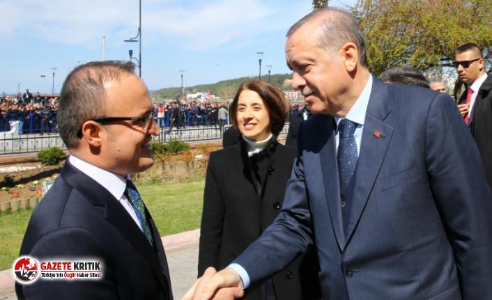 Bülent Turan: Erdoğan olmadan bir hiçiz, Erdoğan'la beraber yürürsek kıymetimiz var, vekillerimizin hepsi aynı kanaatte