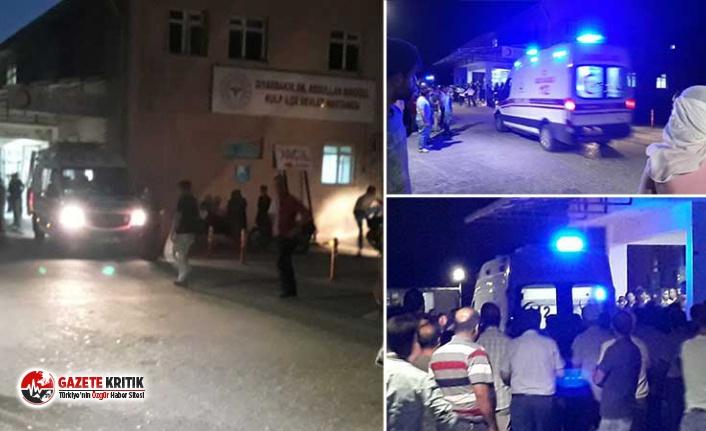 Diyarbakır'da sivil aracın geçişi sırasında yaşanan patlamada hayatını kaybedenlerin sayısı 7'ye yükseldi